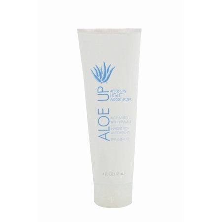 Aloe Up After Sun Light Moisturizer, 4oz