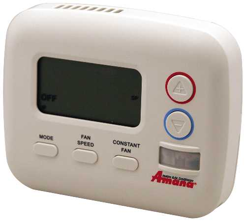 AMANA WIRELESS PTAC/WALL REMOTE THERMOSTAT