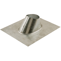 FLASHING ROOF VENT 4IN 2-WALL