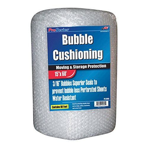 BU1000 16 IN. X60 FT. BUBBLE WRAP