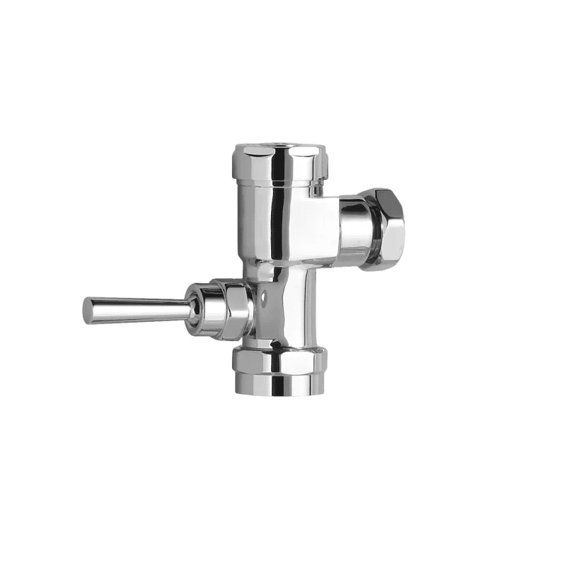 0.5 Gallons Per Flush Expand Manual Top Spud Urinal Chrome