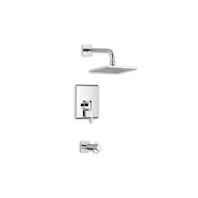 *TIMSQU Tub and Shower Trim Chrome 2.5 GPM