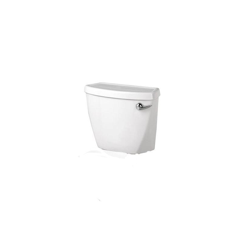1.28 Gallons Per Flush High Efficiency Toilet Tank RH *BABYDE White