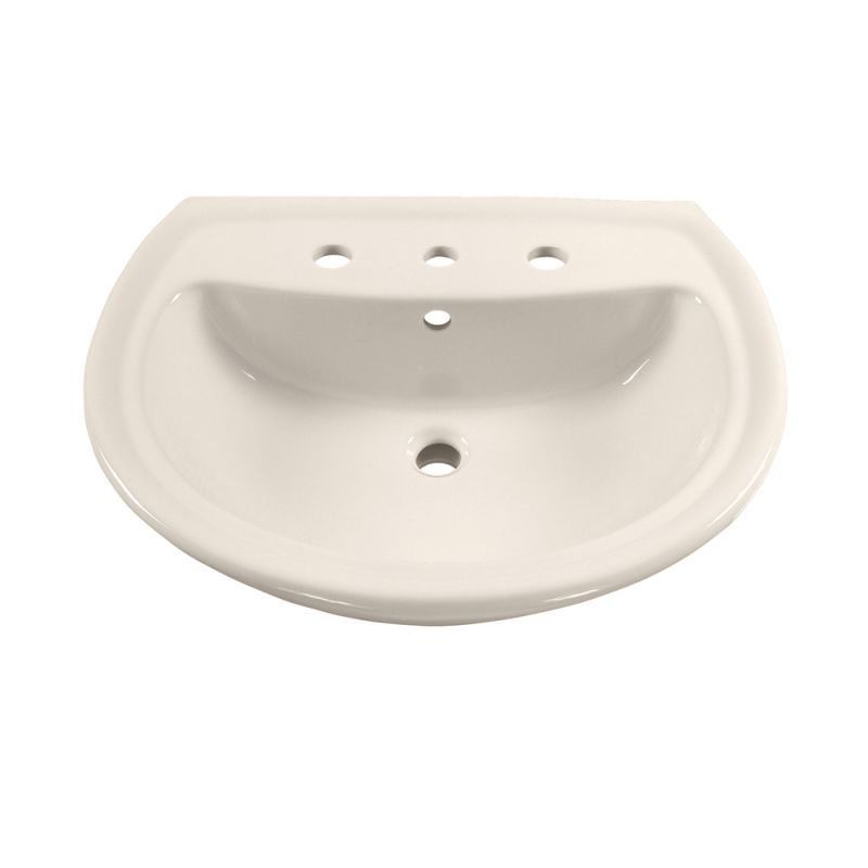 20 X 12 8 Center Vitreous China Lavatory Cadet Line