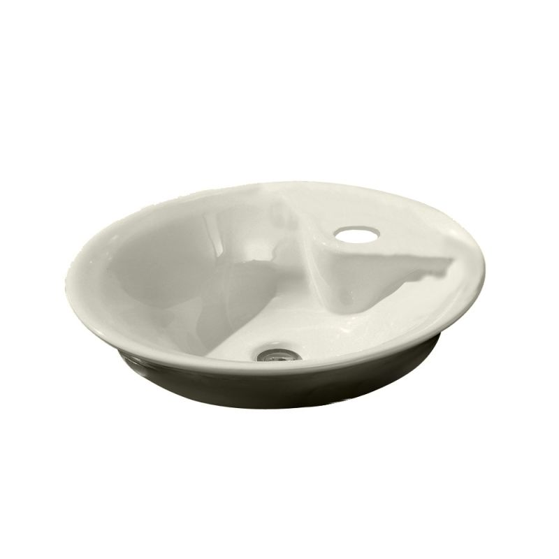 17-3/4 Vitreous China Lavatory Sink *MORNNG White