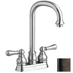 California Energy Commission Not Registered Lead Law Compliant 2 Handle Lever High Arc Bar Faucet Oil Rubbed Bronze 2.2