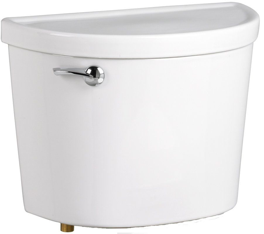 1.28 Gallons Per Flush 2 Piece PROD Tank Champion White