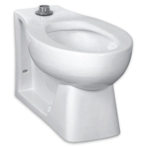 1.28/1.6 Gallons Per Flush Elongated Bowl High Efficiency Toilet Huron White