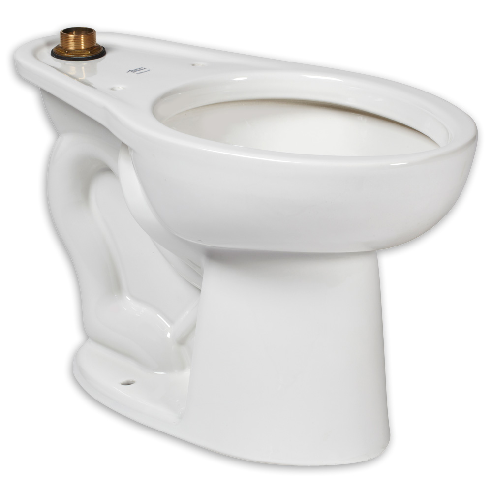 1.1/1.6 Gallons Per Flush Elongated Bowl Only Madera White
