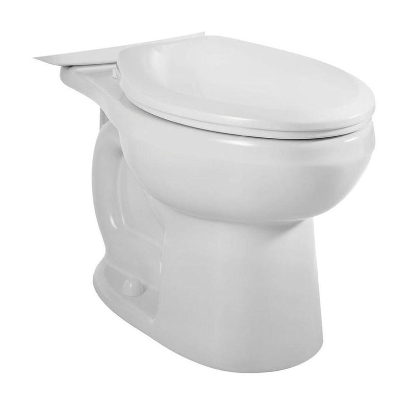 1.0/1.6 Gallons Per Flush Dual Flush RH Elongated BOWL White