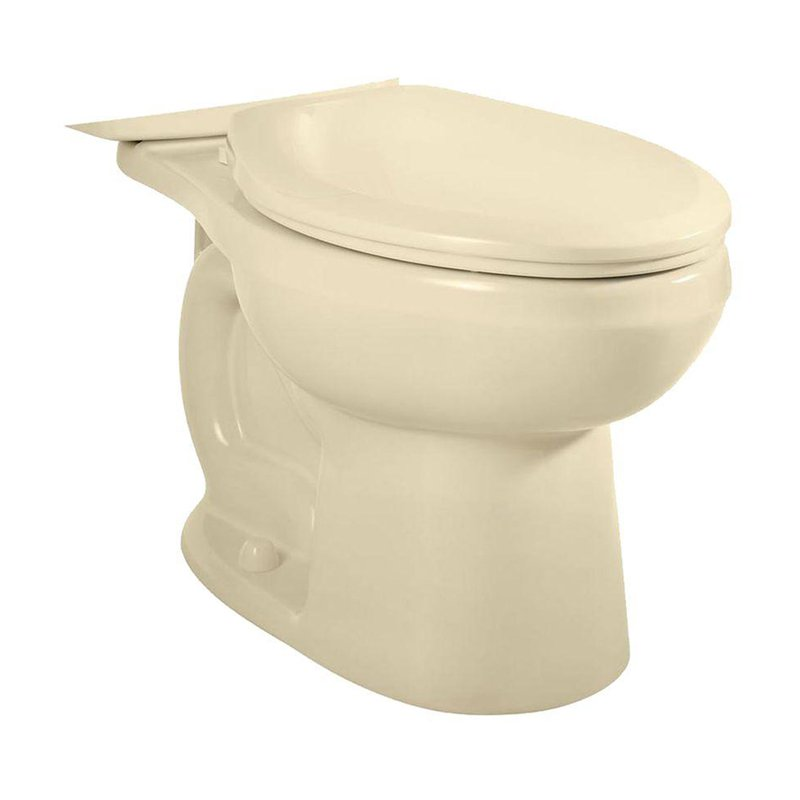 1.0/1.6 Gallons Per Flush Dual Flush RH Elongated BOWL BONE