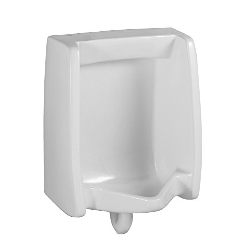 California Energy Commission Registered 0.125-1.0 Urinal Universal Back Spud White