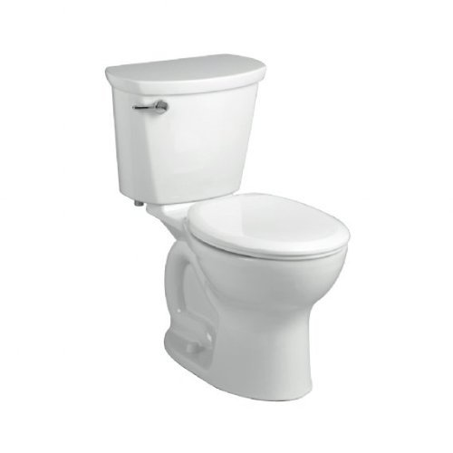 Round Front Closet Bowl Cadet 1.28/1.6 Gallons Per Flush