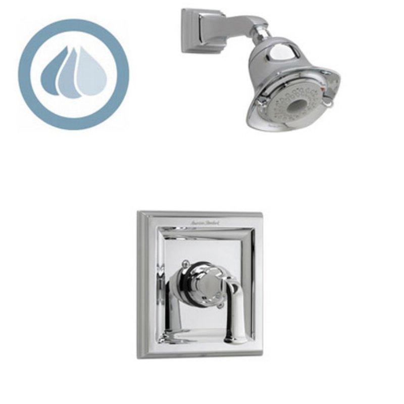 1 Handle Lever Shower Trim Townsquare Chrome 2 GPM