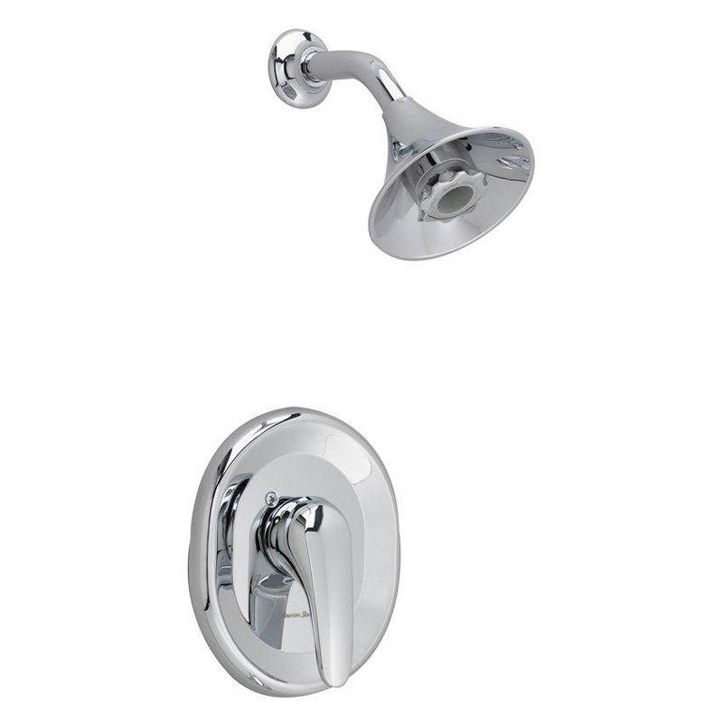 1.5 GPM 1 Handle Lever Shower Trim *SEVA Chrome