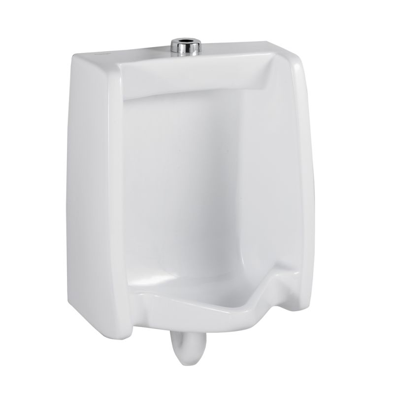 California Energy Commission Registered 0.125-1.0 Urinal Universal Top Spud White