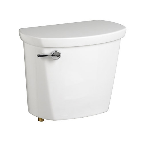 "10"" 1.28 GPF Rough Tank Complete With Coupling Components And Tank Trim For Cadet® PRO® Toilets, White"