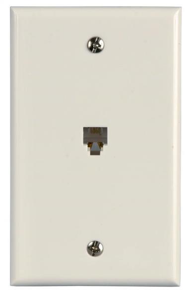 Zenith TW1001SW Single Wall Jack