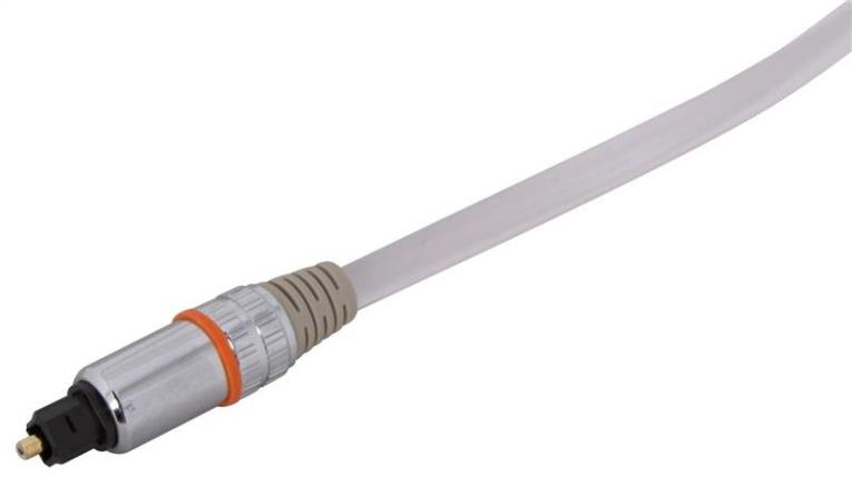 FIBER OPTIC AUDIO CABLE 6FT