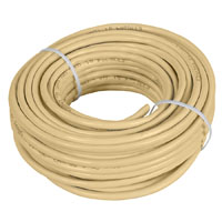 AmerTac Zenith TP1050ULA Round Telephone Wire, 50 ft