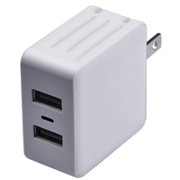 CHARGER WALL DUAL USB 3.1A