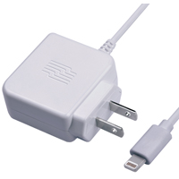 CHARGER WALL CABLE 8 PIN 2.4A