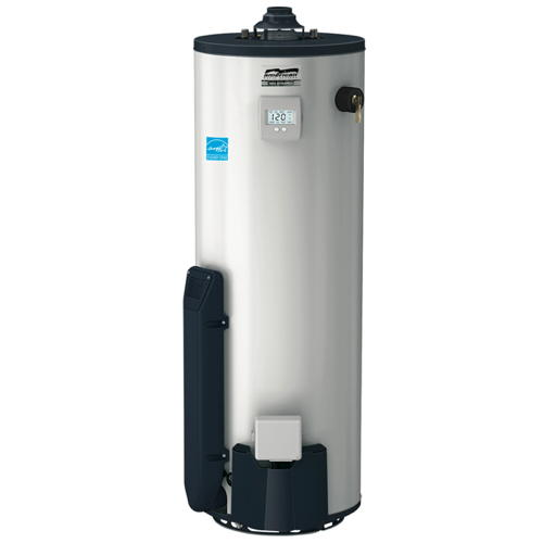 AMERICAN 40 GAL TALL NATURAL GAS ULTRA HIGH EFFICIENCY WATER HTR
