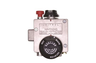 AMERICAN� TITLE 24 NATURAL GAS WATER HEATER THERMOSTAT, 50 GALLONS ONLY