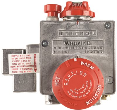 AMERICAN� LIQUID PROPANE WATER HEATER THERMOSTAT, UP TO 50 GALLONS