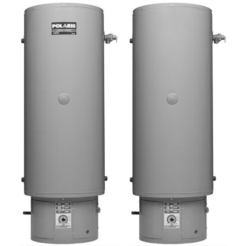 AMERICAN� HIGH-EFFICIENCY NATURAL GAS WATER HEATER, 34 GALLONS, 100,000 BTU