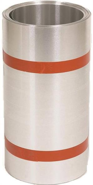 Amerimax 68114 Standard Valley Flashing, 14 in W x 50 ft Roll L x 0.014 in T, Aluminum