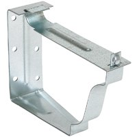 Amerimax 29022 Snap Lok Bracket, 5 in L, For Use With K Style Gutter System