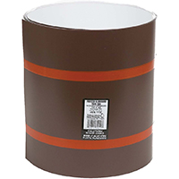 Amerimax 69112 Trim Coil, 12 in W x 50 ft Roll L x 0.0165 in T, Aluminum