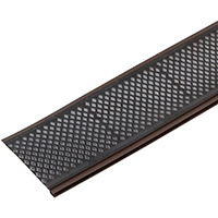 GUTTER FILTER 3FT BRW SNAP IN