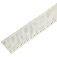 Amerimax 86270BX Snap-In Gutter Filter, 3 ft L, For Use With 4 in, 5 in, 6 in Gutters