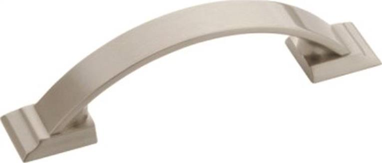 DRAWER PULL 3IN SATIN NICKEL