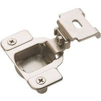 Amerock BP2811C1314 2-Way Adjustable Concealed Self-Closing Frame Cabinet Hinge