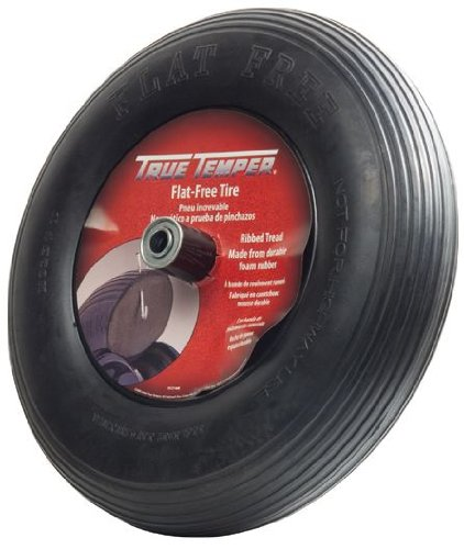 8 INCHES FLATFREE TIRE ASSEMBLY
