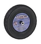 8 INCHES FLATFREE KNOBBY TIRE