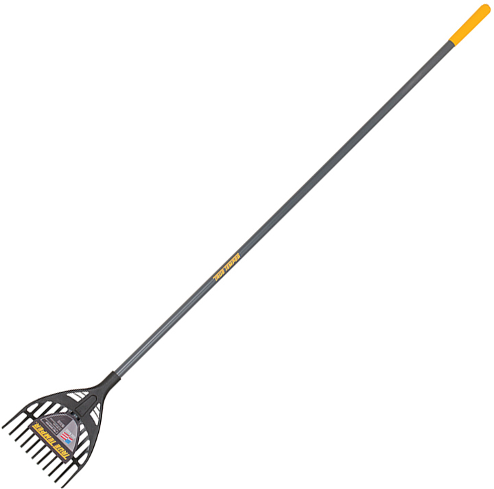 2919100 8 IN. POLY SHRUB RAKE