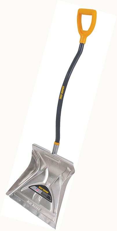 1613400 20 IN. ALUM SNOW SHOVEL