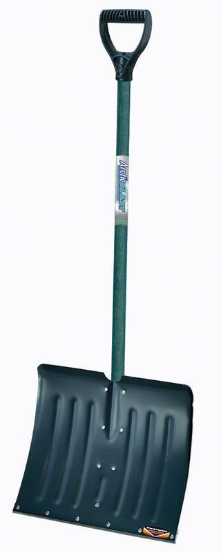 18 In. Aluminum Snow Shovel