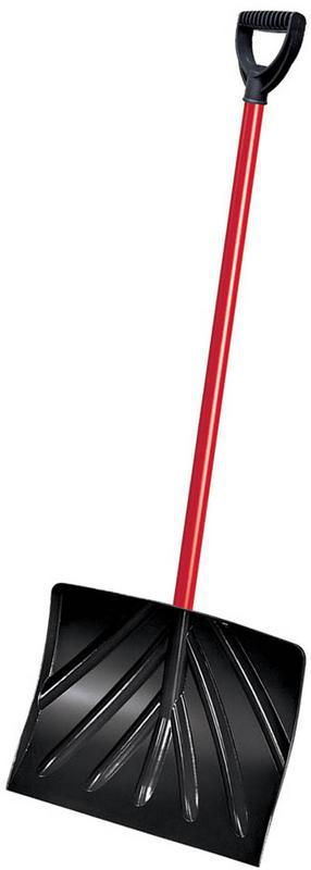 1573700 18 IN. POLY SNOW SHOVEL