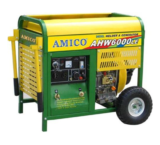 AMICO Power 6000W Generator with Welder
