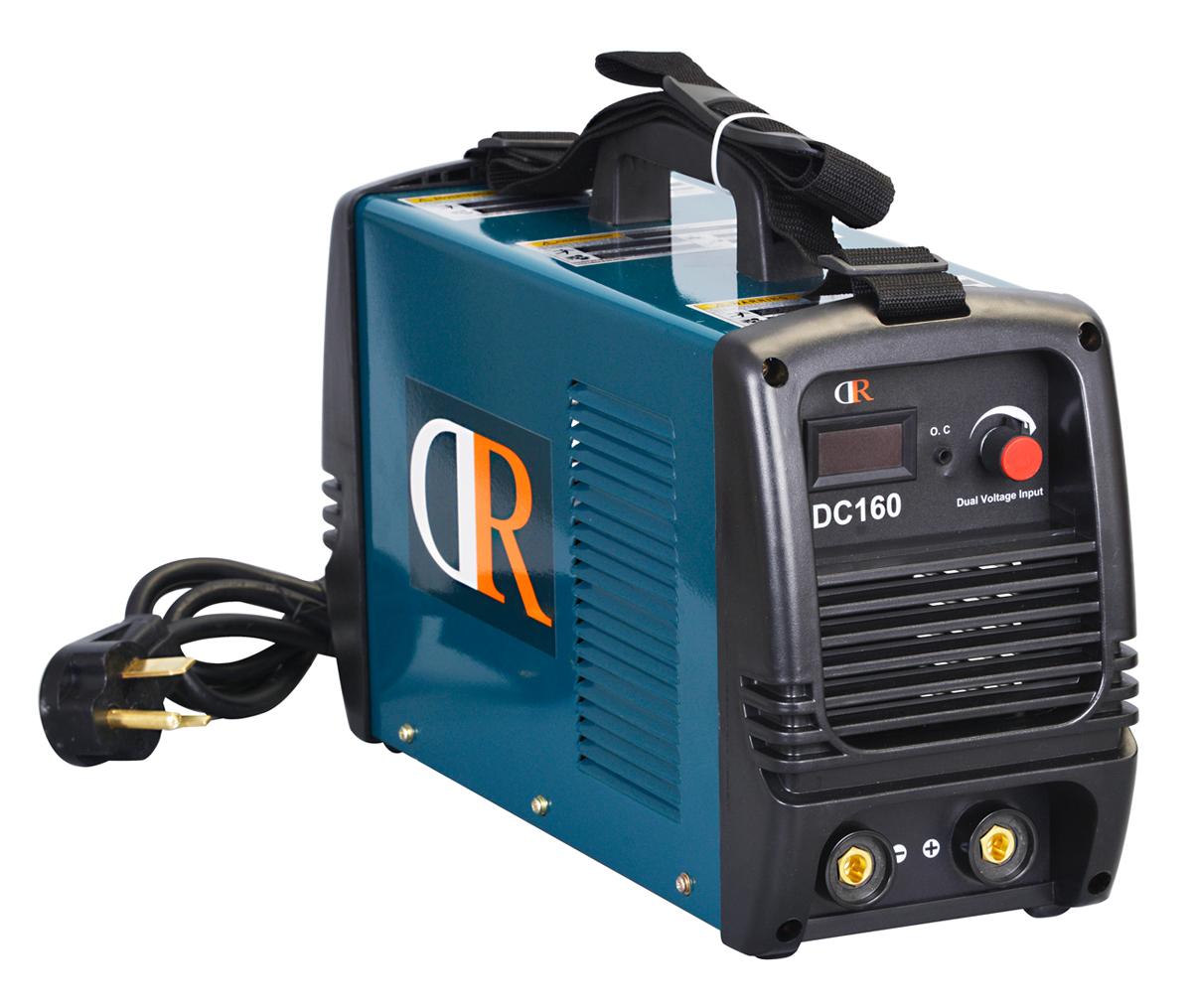 160-Amp Dual Voltage IGBT Inverter DC Welder Soldering Machine