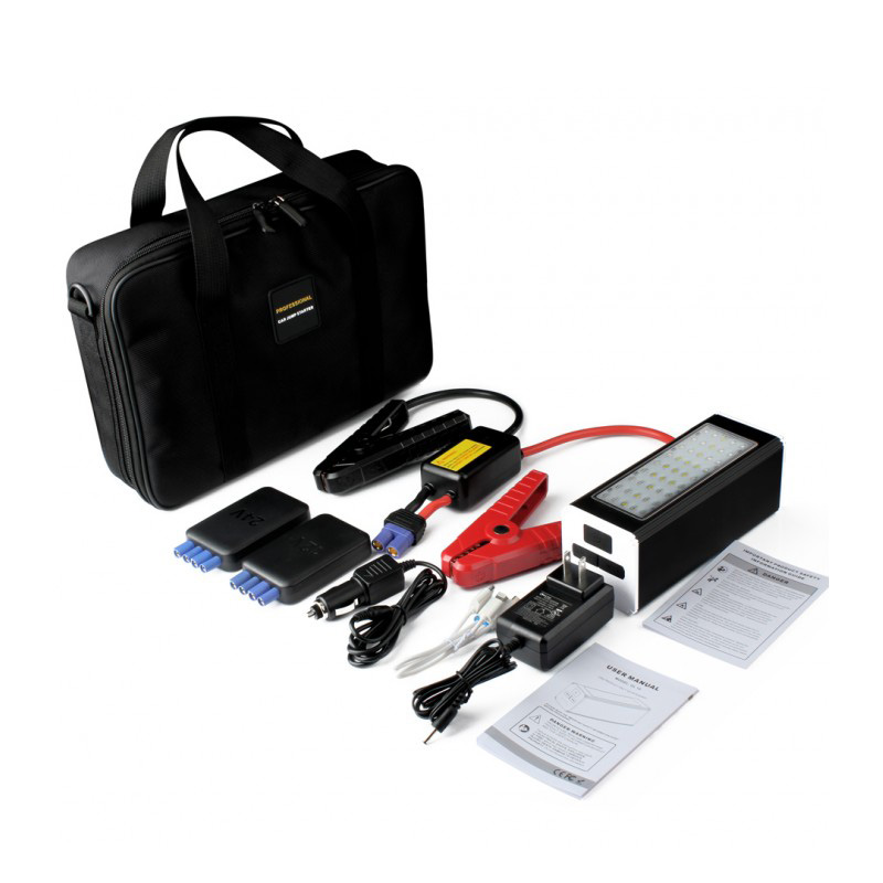30000 mAh 12V Jump Starter & Power Bank