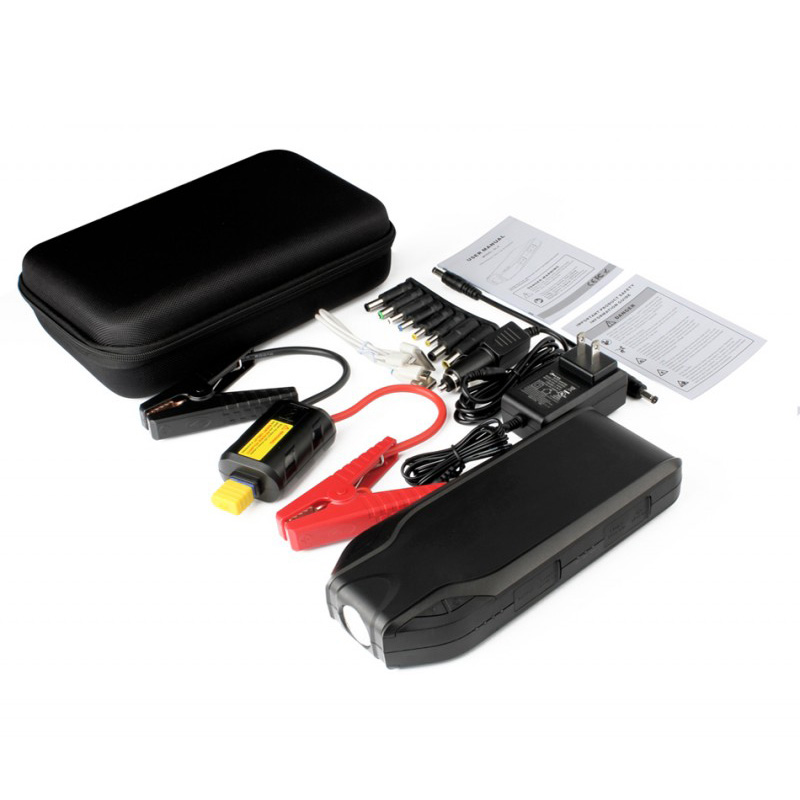 22500 mAh 12V Jump Starter & Power Bank