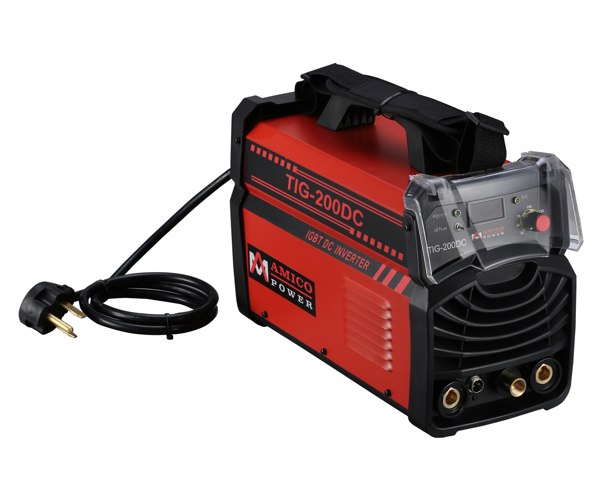 Drico TIG-200DC Welding Machine