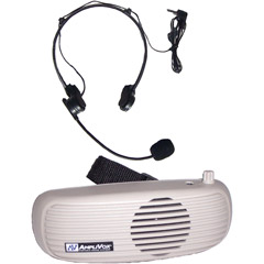 AMPLIVOX S206 BELTBLASTER PERSONAL WAISTBAND AMP