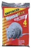 MM4 4/PK MOUSE GLUE TRAP